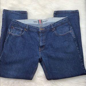 Tommy Hilfiger Classic Straight Denim Jeans 38/30